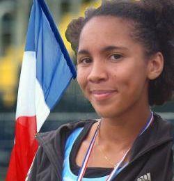 Sandra qualifiée à la demi-finale des France