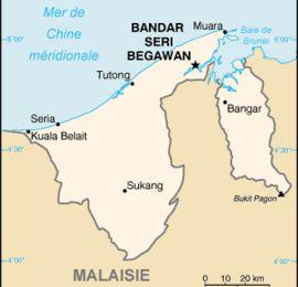 Mon voyage au Brunei