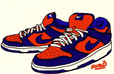 Dunk Low Knicks