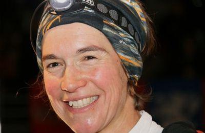 L'interview de Cathy Dubois, vainqueur de la Saintélyon 2012