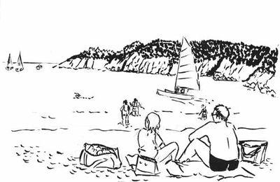 Breizh: plage d ilien