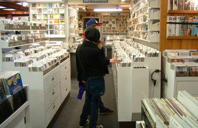 """Fermeture définitive du magasin """"Rennes Musique"""" ce samedi"""
