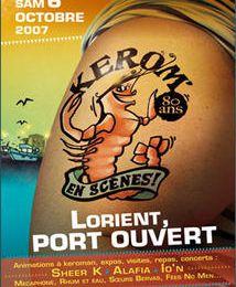 Journée Port Ouvert à Keroman