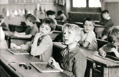 Retourner à l'école…(HA HA HA rendez-vous compte !)