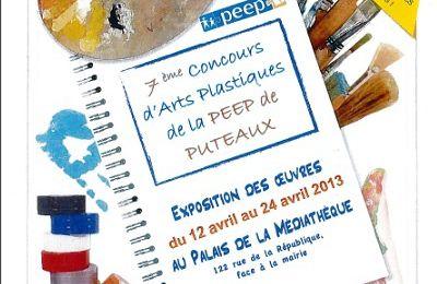 CONCOURS D'ARTS PLASTIQUES 2013