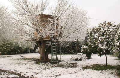 En même temps, c'est l'hiver !