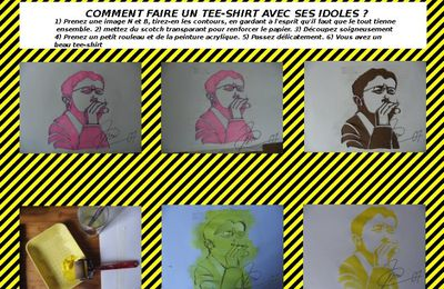 COMMENT FAIRE DE L'ART CONTEMPORAIN (V)
