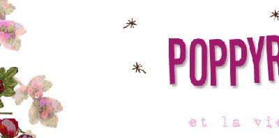 "Une semaine chez... ""Poppyrose"""