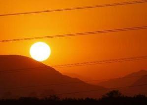 La fin du monde du jour : le réchauffement climatique