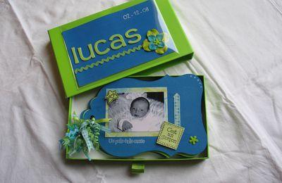 Album Naissance de Lucas