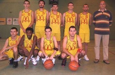 Séniors 1 2005-2006