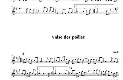 Valse Beaulieu et/and valse des poêles