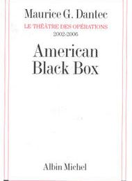 DANTEC : American Black Box