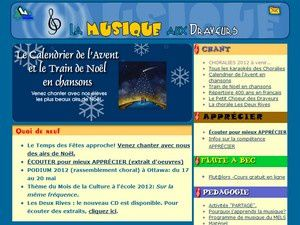Noël en chansons... en attendant les choralies 2012