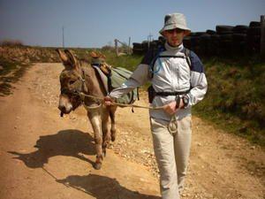 3 jours dans le Pilat avec l'âne Lulu
