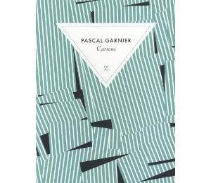 """""""Cartons"""" de Pascal Garnier, Zulma, 2012 (F)"""