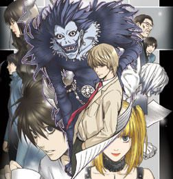 Death Note 14-17