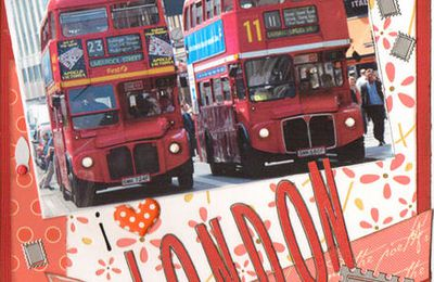 I love London (par Roxane)