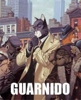 Blacksad exposition de Guarnido 9eart