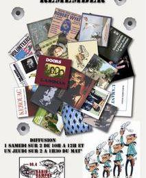 """""""Remember"""", cinquième édition, sur Radio Campus Rennes, le 16/02/08"""
