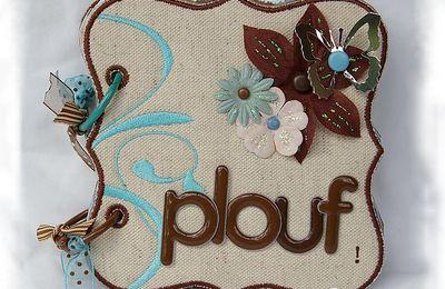 Mini-album {Plouf !}