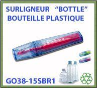 Le PET recyclé - plastique recyclé à partir de bouteilles et gobelets