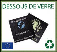 Produits en pneu recyclé de fabrication européenne