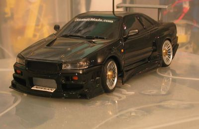 Top Secret's Xmods Skyline
