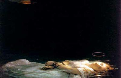 """""""La Jeune Martyre"""" de Paul Delaroche au Louvre"""