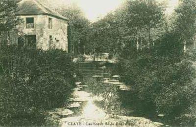 HISTOIRE CLAYE-SOUILLY : arrêté concernant les baigneurs en 1845