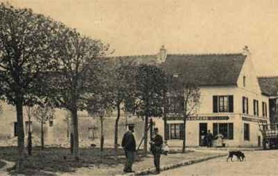 CLAYE-SOUILLY-HISTOIRE : RUE VICTOR DROUET