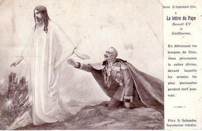 Lettre de Benoît XV à Guillaume