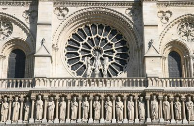 Messe traditionnelle à Notre-Dame de Paris