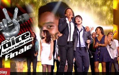 Résultats The Voice : Stephan Rizon remporte la finale 2012 - video