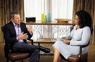 L'interview de Lance Armstrong chez Oprah en integralité (video)