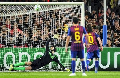 FC Barcelone - Chelsea 2-2 Résumé du match en video