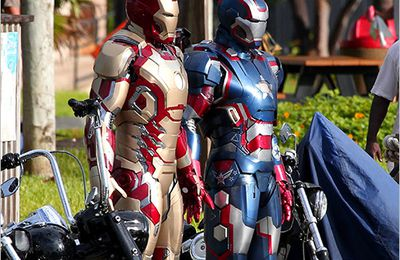 Iron man 3 - bande annonce en streaming , au cinema en avril 2013