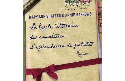 Le cercle littéraire des amateurs d'épluchures de patates !