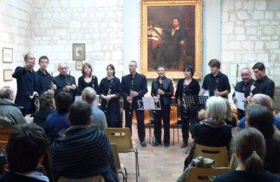 CONCERT MUSICO-MUSEE