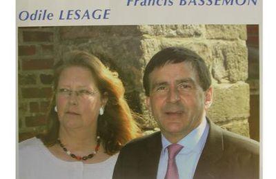 Législatives dans la 14ème : soutien à Odile et Francis
