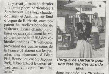 Seraincourt 2007