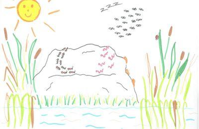 Contes enfants les dessins de tibous zipy le ver de - Ver de terre dessin ...