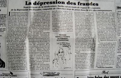 DGCCRF, la pétition et l'article du Canard