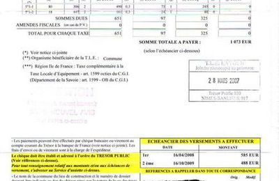 Taxe Locale d'Equipement (TLE)