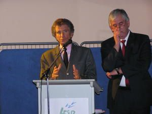 22/05/2002 Marquise: Campagne avec Jack Lang