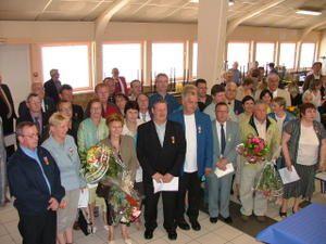 01/05/2007 Cérémonie 1er mai
