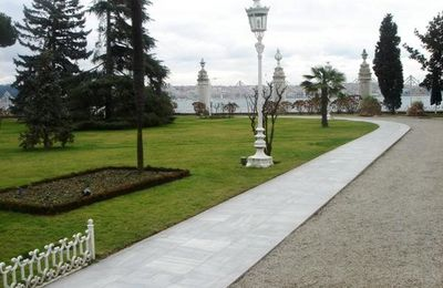 Sem.4: Le palais de Dolmabahce