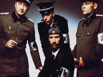Laibach a Istanbul