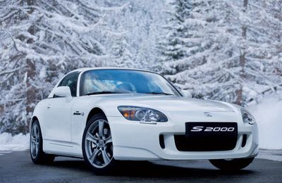 Autosblog.fr - 2009 Honda S2000 Ultimate Edition