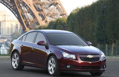 2009 Chevrolet Cruze, l'incertaine : 3